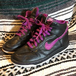 Nike Zoom Hightop Shoes 501998-991